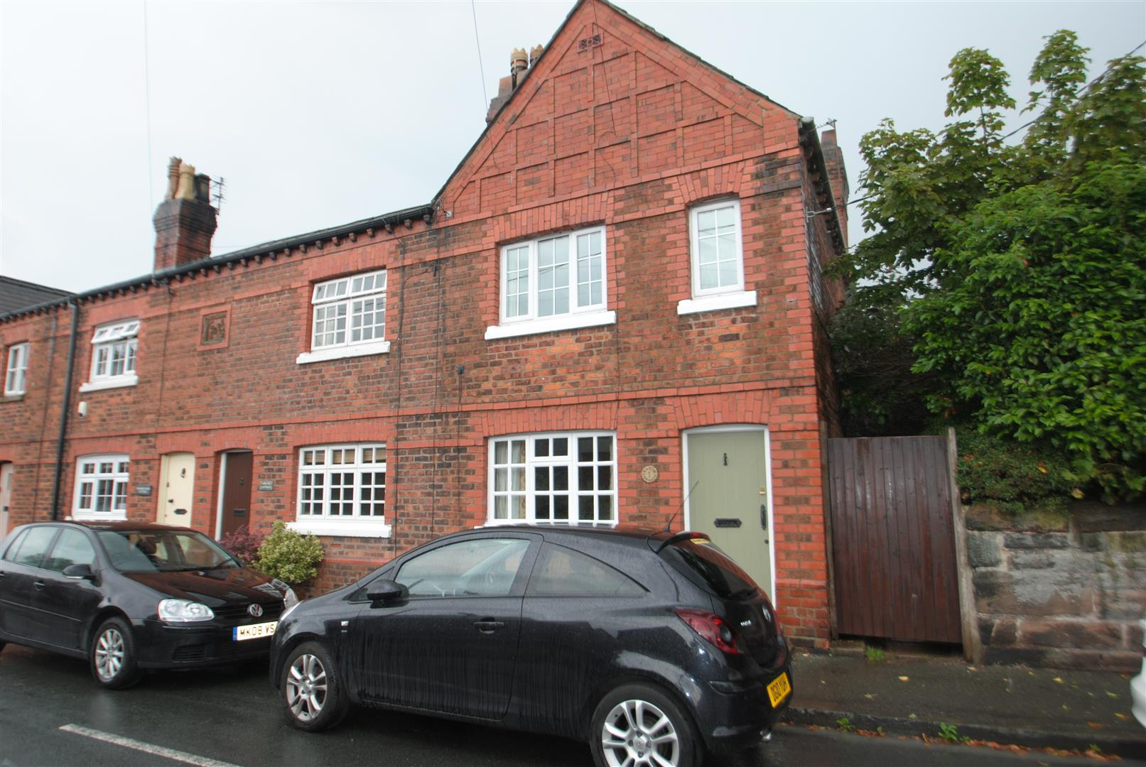 2 Bedrooms Terraced House for sale in Manor Cottage, Windmill Lane, PRESTON ON THE HILL, Warrington, WA4